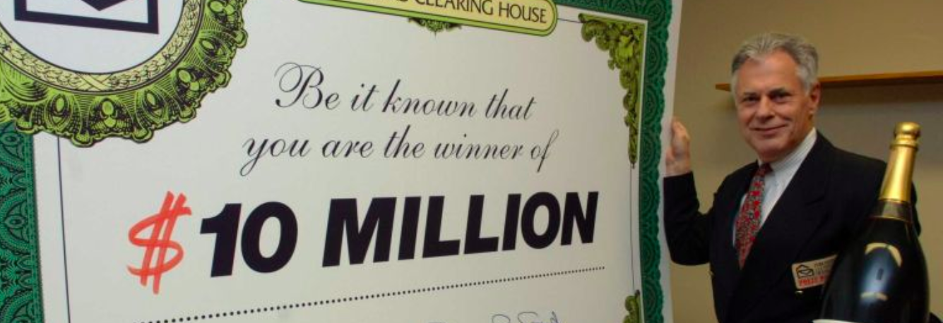 Publishers Clearing House Scam - Everything Social Media